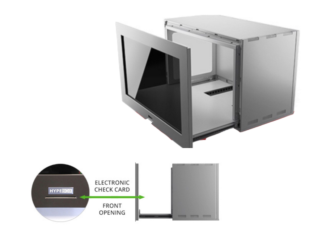 Die neue Hypebox verspricht neue Funktionalitäten (Fotos, Grafik: MMT)