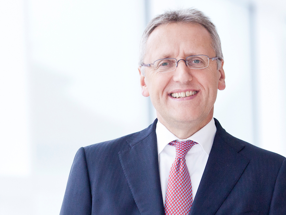 Dr. Juergen Wunram wird neuer Vorstandsvorsitzender der Diebold Nixdorf AG (Foto: Diebold Nixdorf)