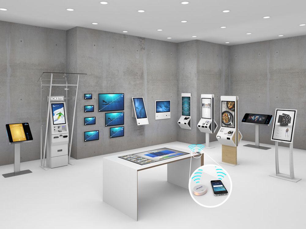 Indoor Lokalisierung ist nur einer der Schwerpunkte der von Pyramid stammenden Lösungen (Foto / Rendering: Pyramid Computer)
