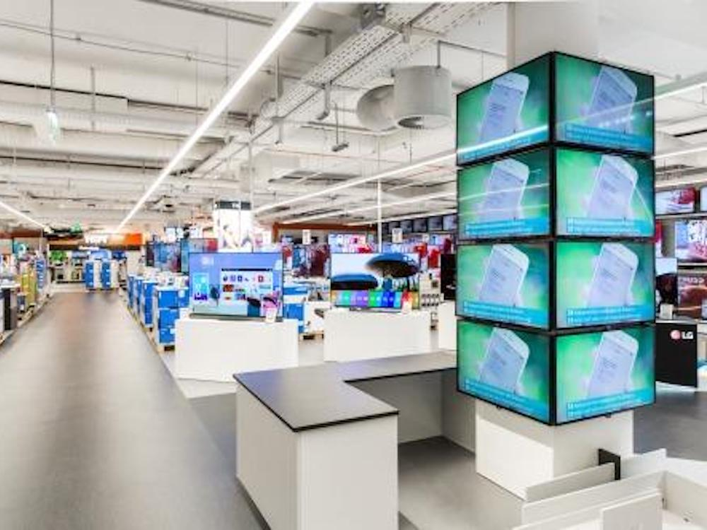 Moderne Digital Signage und Omnichannel Konzepte sind Thema beim Göttinger PoS Spezialisten (Foto: xplace)