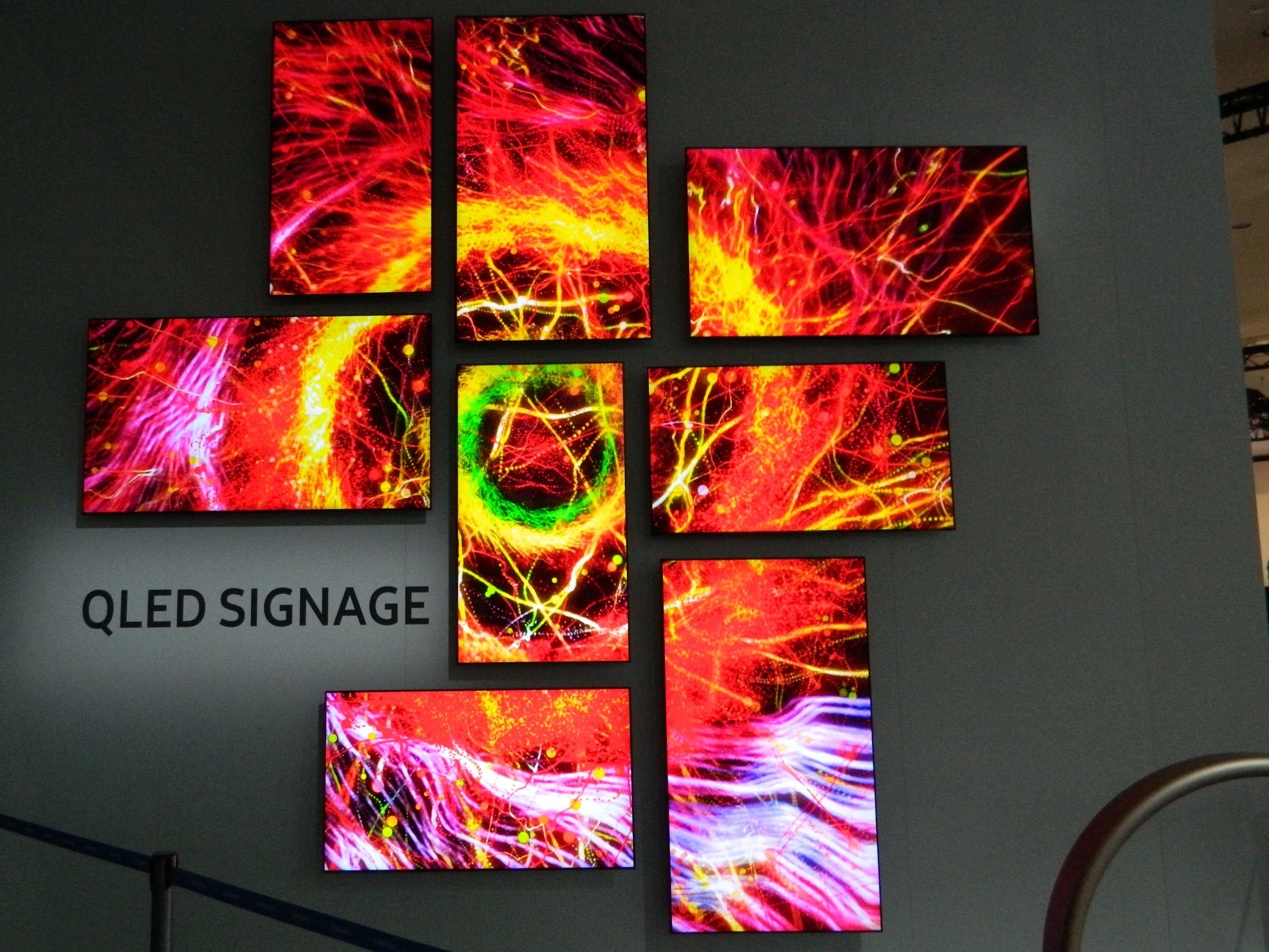Bildergalerie mit ersten Eindrücken (Bild: LG)