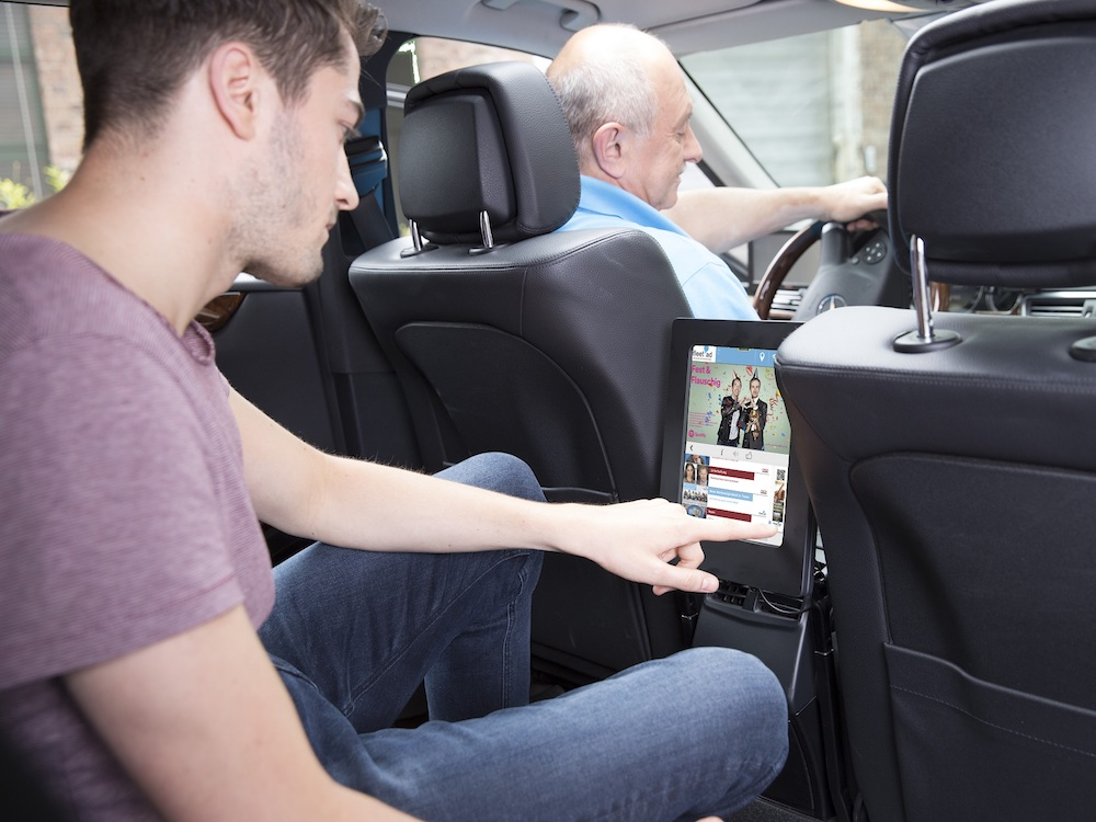 Cross Device-Werbung ist eine der Moeglichkeiten , zielgerichtet mit fleet ad zu werben (Foto: fleet ad)