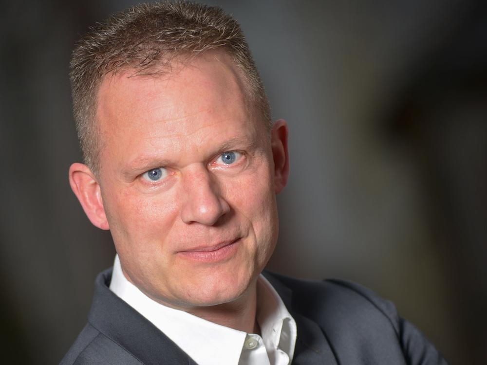 Daniel Schiffbauer ist Director Home Entertainment LG Electronics Deutschland (Foto: LG)