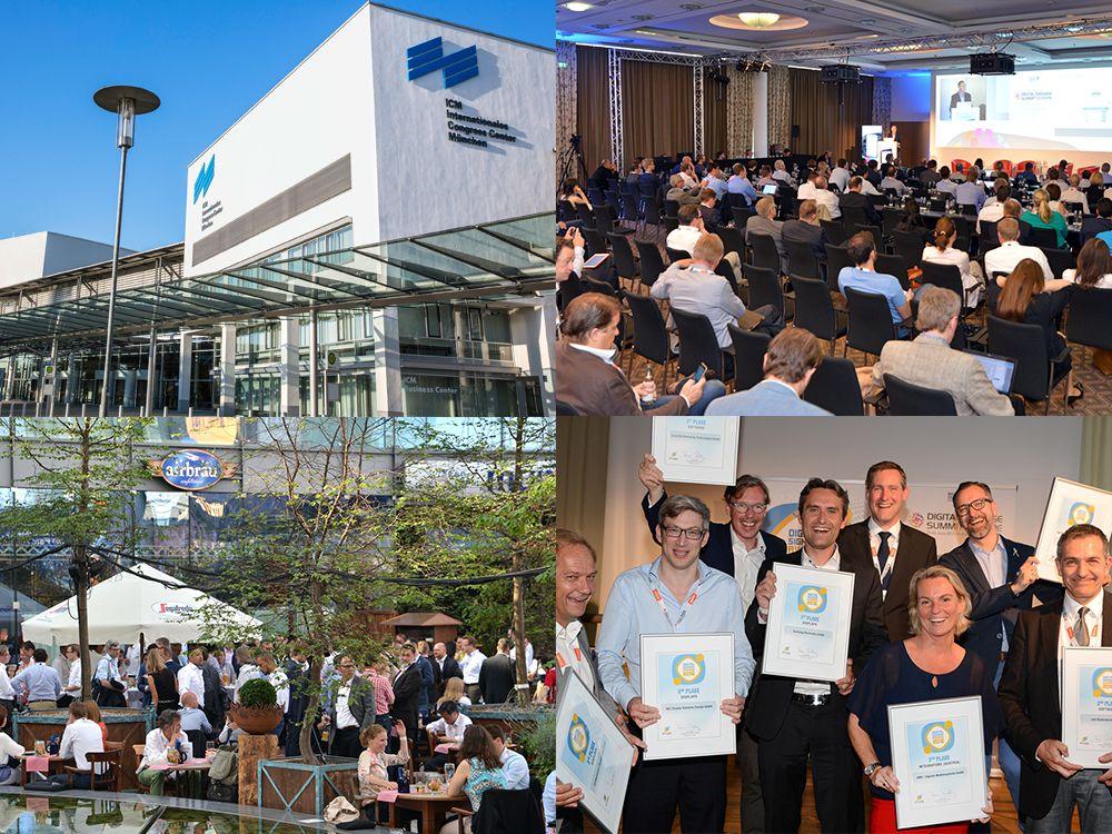 Impressionen des Digital Signage Summit Europe 2016