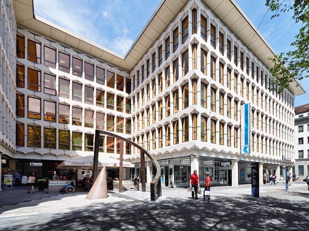 Hauptsitz der Luzerner Kantonalbank (Foto: LUKB)