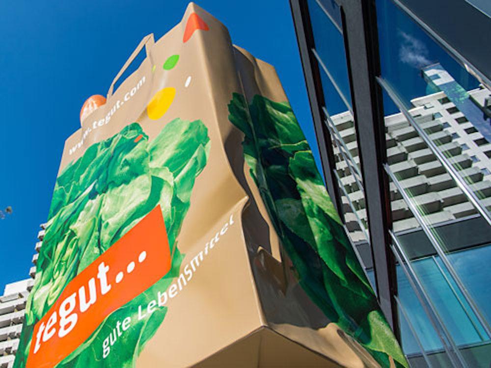 In ist was drin ist – bei Amazon Fresh werden es wohl Lebensmittel von tegut sein (Foto: tegut)