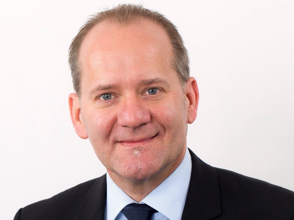 Jürgen Krüger verantwortet nun in DACH Marketing und Vertrieb im Bereich ISP (Foto: LG)