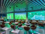 LED Screens in der Sportsbar 1904 (Foto: SiliconCore)