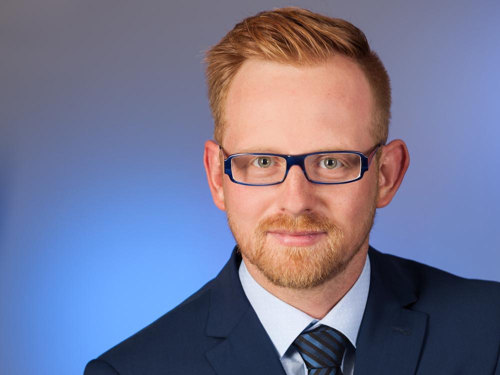Mathias Wittneven startet als Sales Manager (Foto: Vivitek)