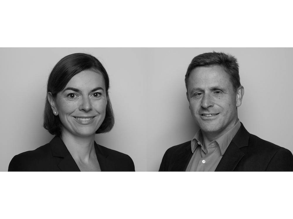Mirjana Blume und Patrick Eberle werden Goldbach verlassen (Foto: Goldbach Group)