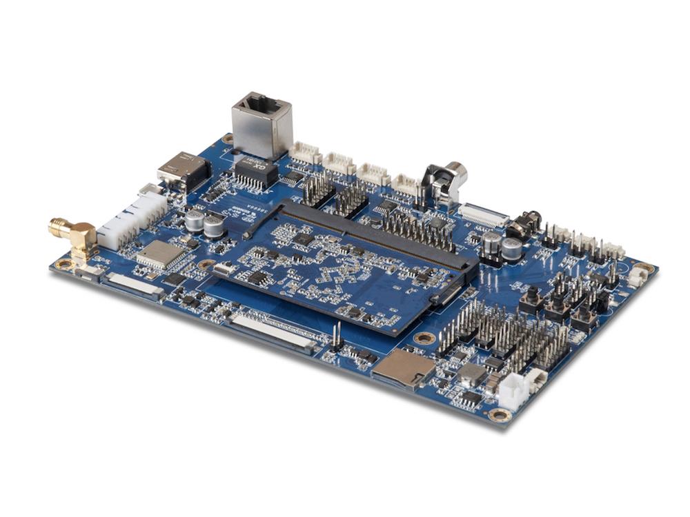 Neues SOM-6X50 Modul (Foto: VIA Technologies)
