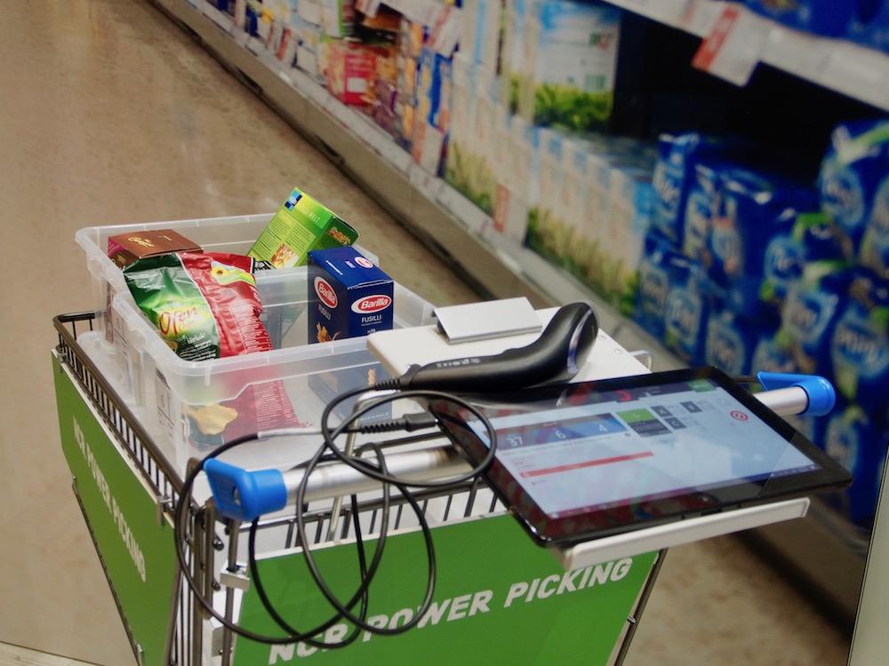 Power Picking wendet sich an kleinere Händler (Foto: invidis)