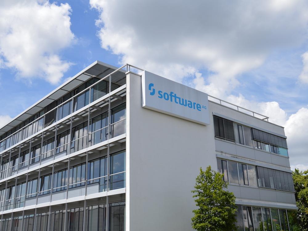 Unternehmenszentrale der Software AG in Darmstadt (Foto: Software AG)