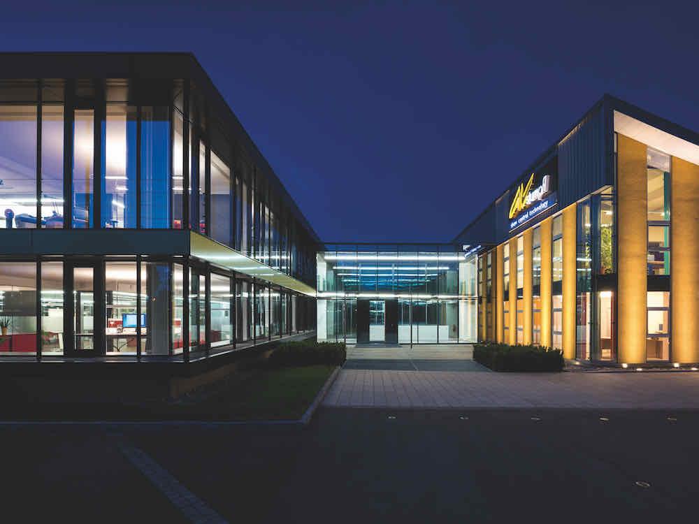 Unternehmenszentrale von AV Stumpfl (Foto: AV Stumpfl)