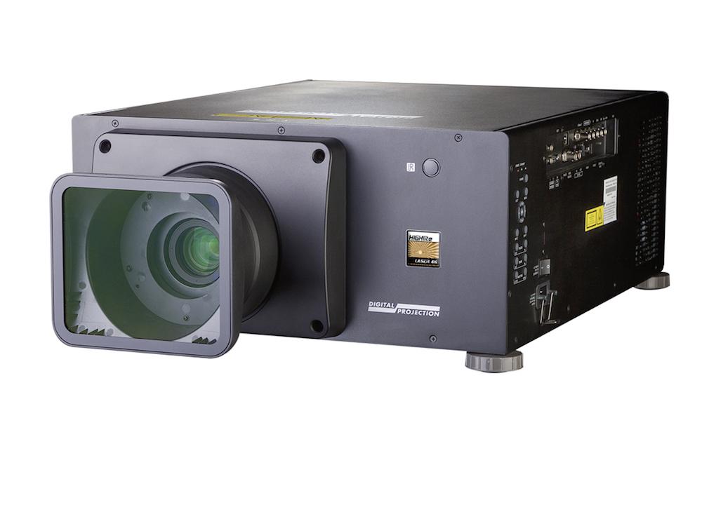 4K Laser Projektor aus dem aktuellen Portfolio (Foto: Digital Projection )