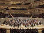 Auftritt der Wiener Philharmoniker in der Elbphilharmonie (Foto: Claudia Höhne)