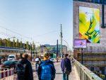 Das Rituals Poster an der Warschauer Brücke (Foto: blowUP media)
