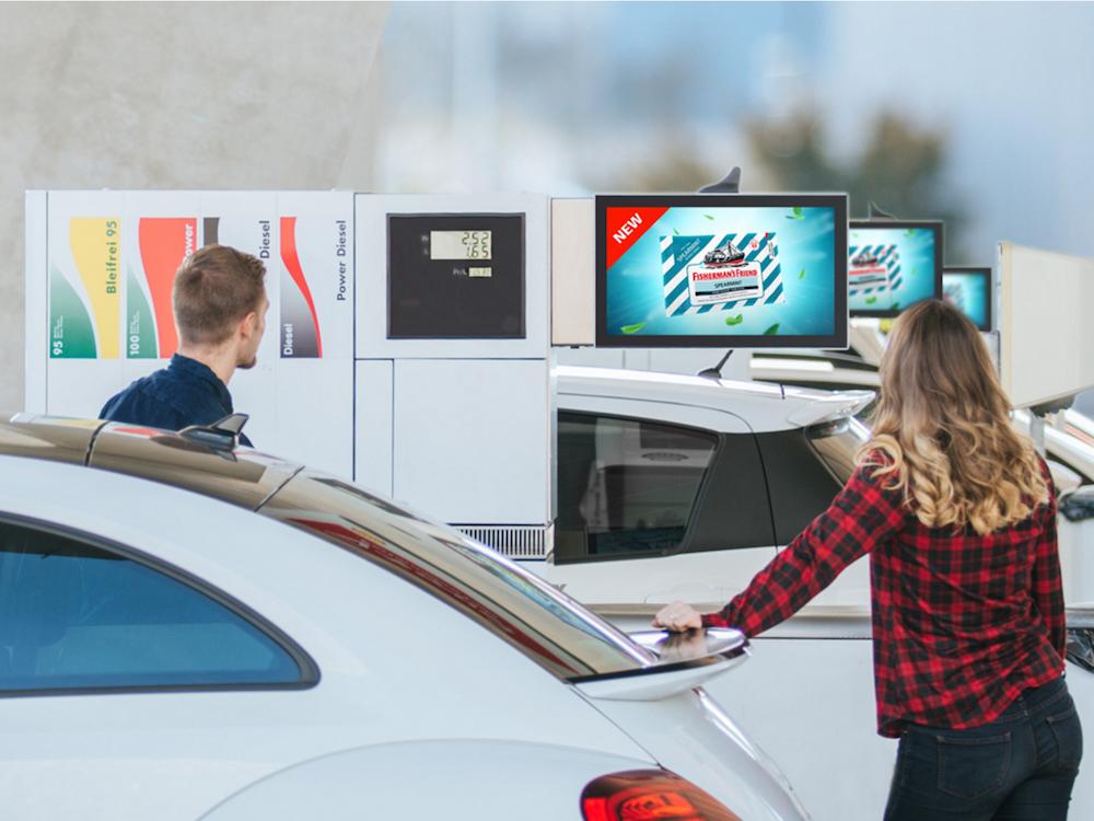 Das neue gasstationtv nutzt nun größere Screens (Foto: gasstationtv)
