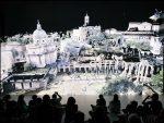 Mit 3D Technologien lassen sich kulturelle Welten darstellen (Foto: Christie)