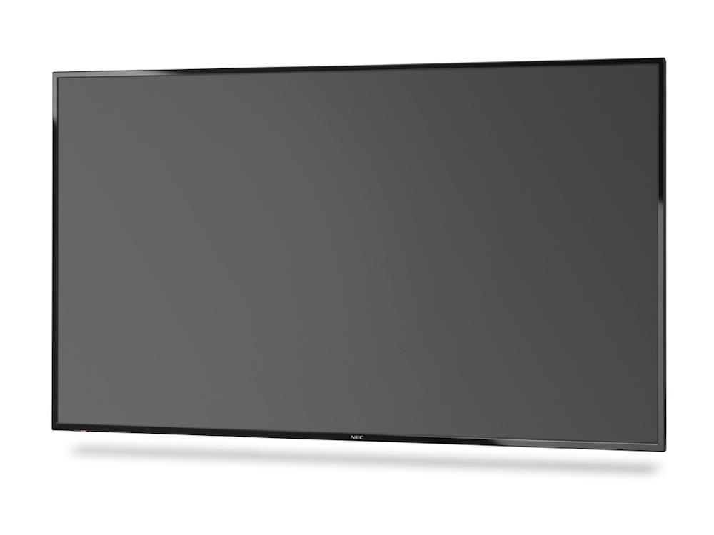 Neuer 55-Zöller E556 von NEC (Foto: NEC Display Solutions)