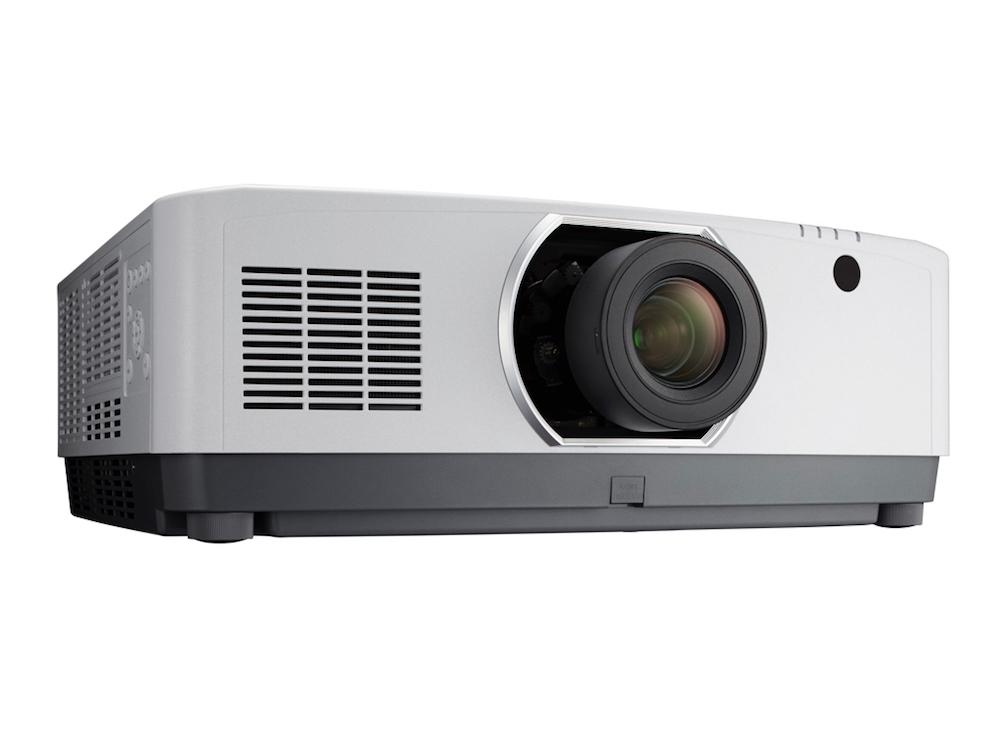 Neuer Laser Projektor PA653UL (Foto: NEC)