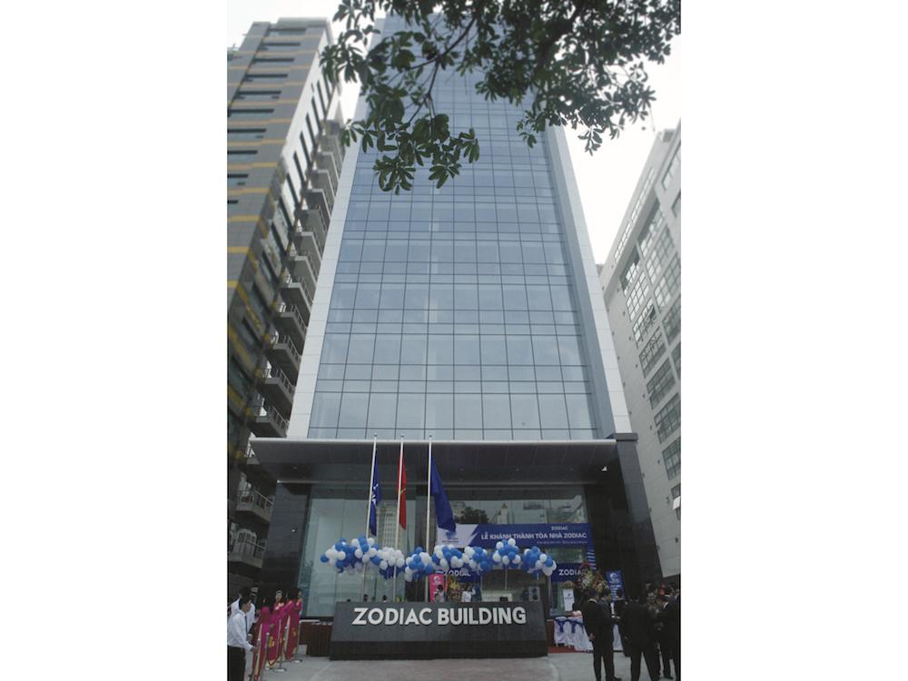 Sitz von Zodiac in Hanoi (Foto: Zodiac)