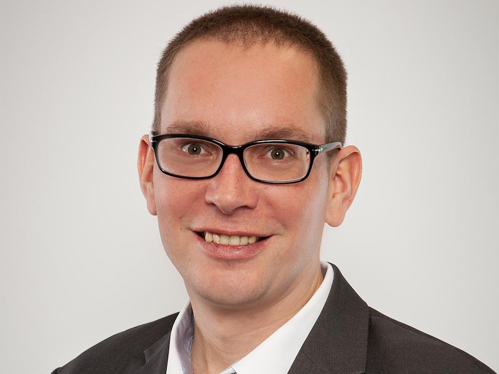 Der vormalige Planer Michael Reichart leitet nun den Vertrieb fuer den deutschsprachigen Raum (Foto: eyevis)