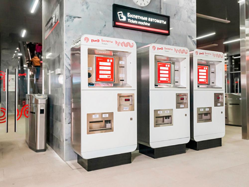 Etwa die Hälfte der neuen Automaten wurde bislang installiert (Foto: Zytronic)