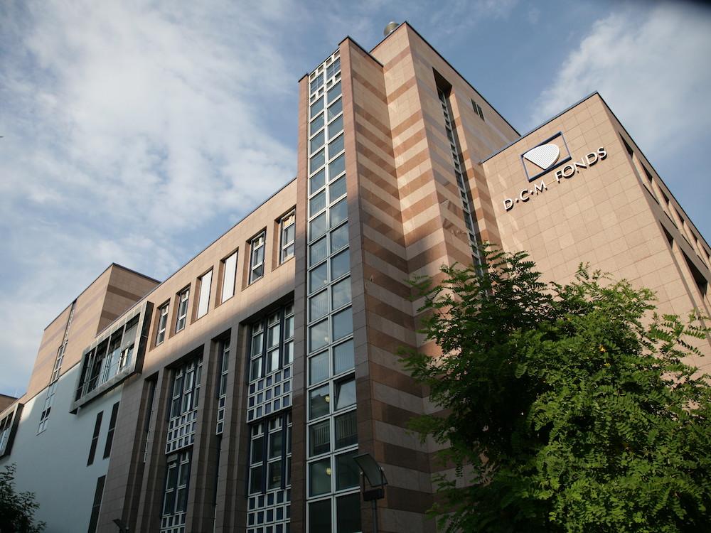 Gebäude der FOM in München (Foto: FOM Hochschule)