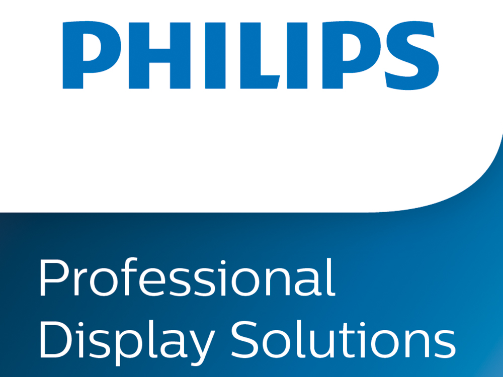 Philips Signage Solutions sucht Key Account Manager (m/w) (Logo: TP Vision)