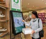Self Service wird mittels Touch ermöglicht (Foto: Bütema)