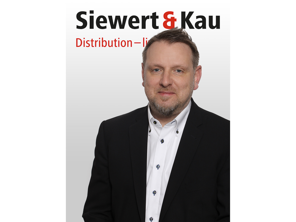 Thomas Reinhardt ist nun Key Account Manager (Foto: Siewert & Kau)