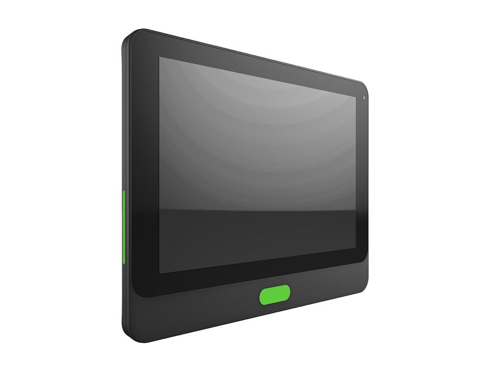 Neues Touch Panel TD-1050 von Qbic (Foto: Qbic)