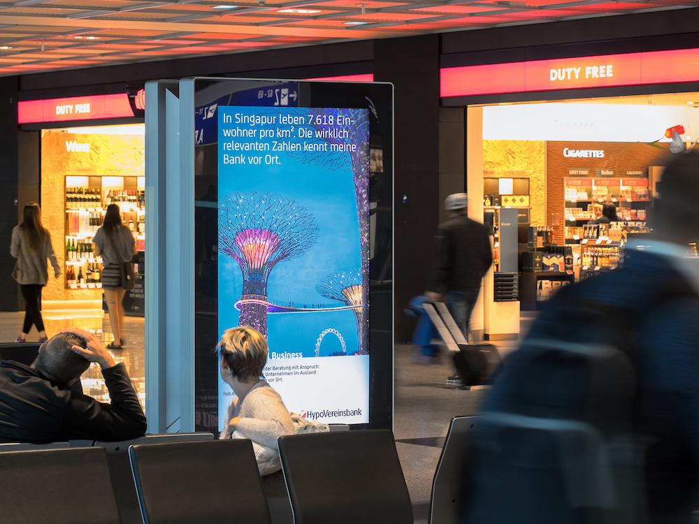 UniCredit spricht Reisende aus Asien an (Foto: Media Frankfurt)