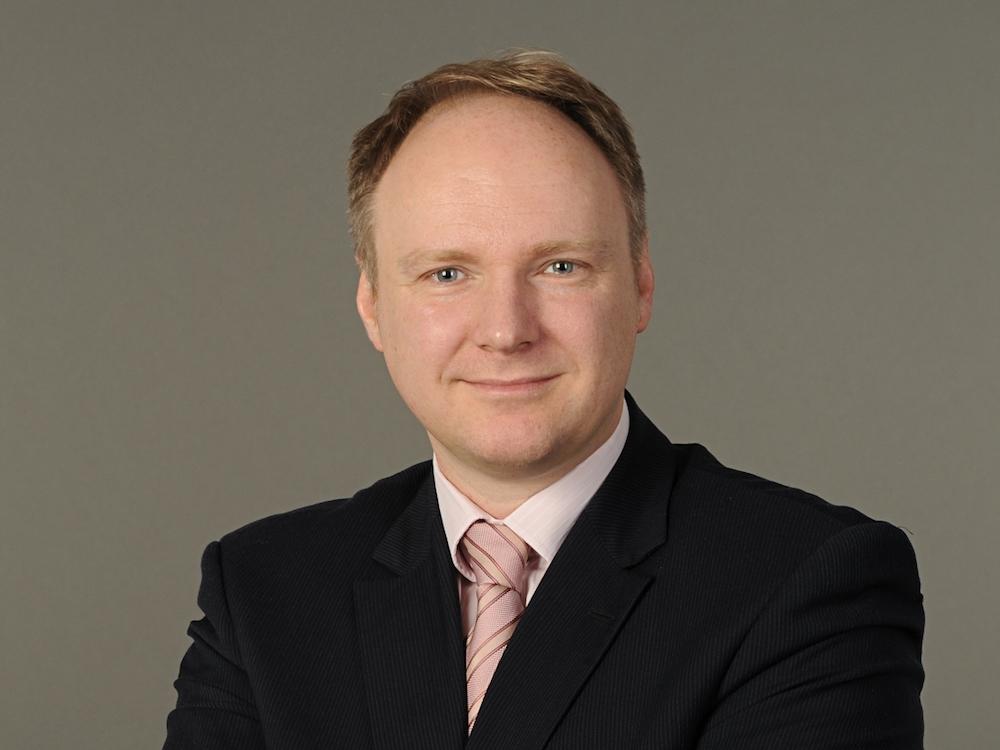 Frank Trossen leitet nun den Vertrieb von ONELAN in Europa, Russland, CIS, Türkei und Israel (Foto: ONELAN)