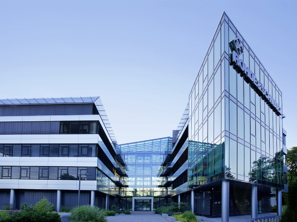 Hauptsitz von Rohde & Schwarz in München (Foto: Rohde & Schwarz)