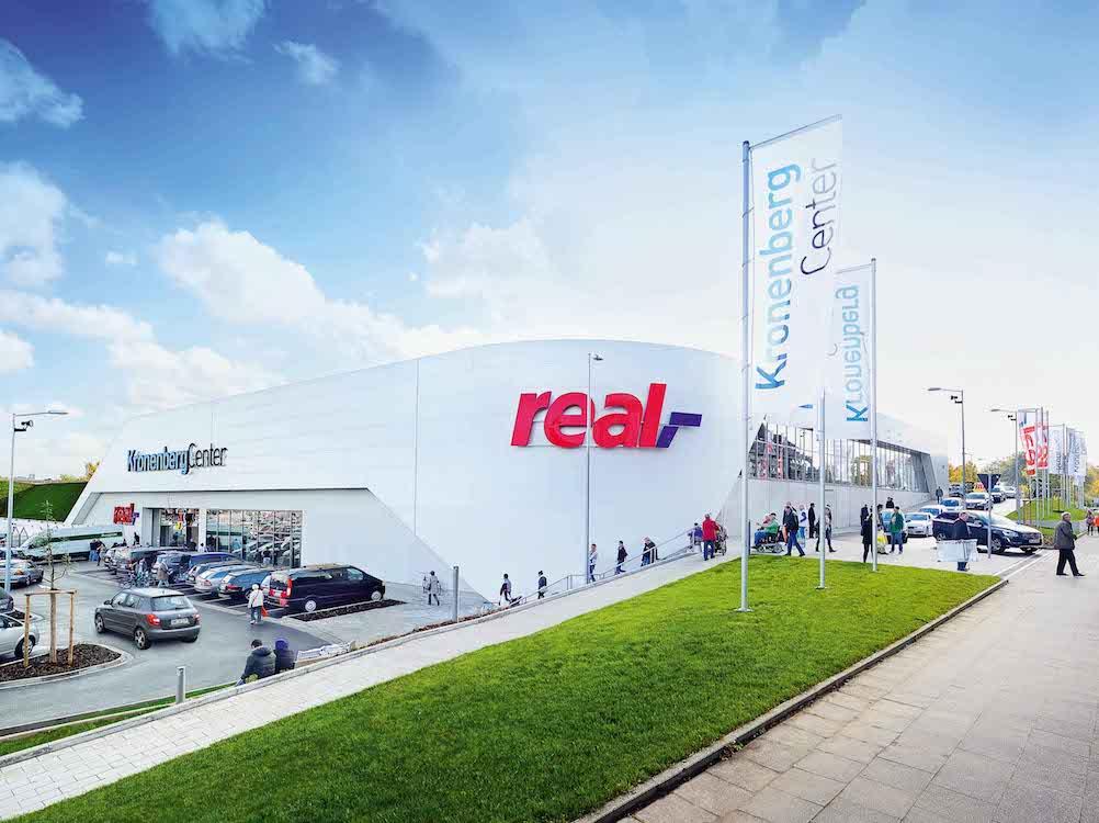 Markt von real,- – Symbolbild (Foto: real,- SB-Warenhaus GmbH)