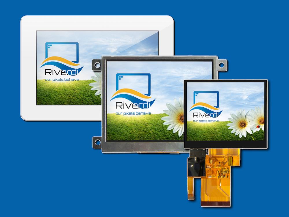 Neue Riverdi TFT Module (Foto: Display Solution AG)