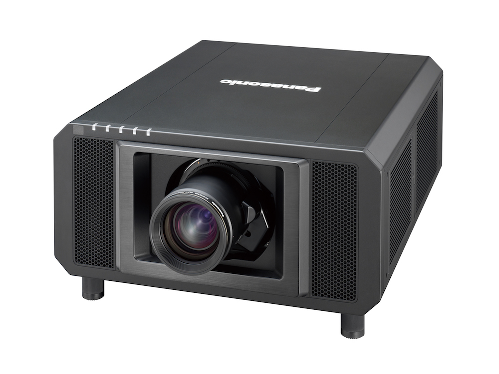 Neuer Projektor PT-RZ21K (Foto: Panasonic)