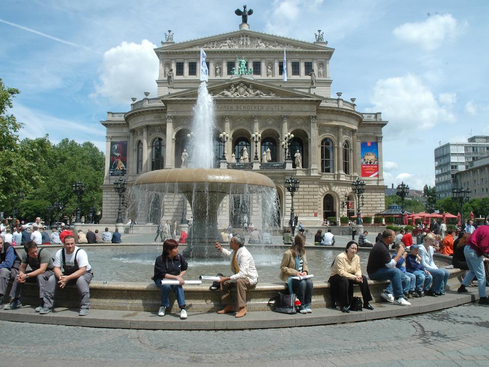 Alte Oper in Frankfurt am Main (Foto: PIA Stadt Frankfurt am Main / Rainer Rüffer)