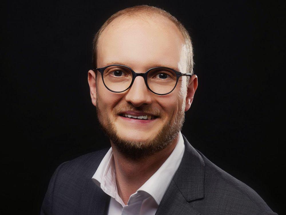 Andre Brinkmöller ist bei Videro in den Vorstand aufgerückt (Foto: Videro)