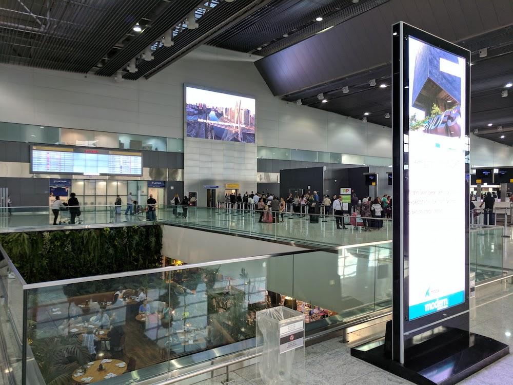 Dss Digitalportfolio am Airport in Sao Paulo wird weiter ausgebaut (Foto: invidis)