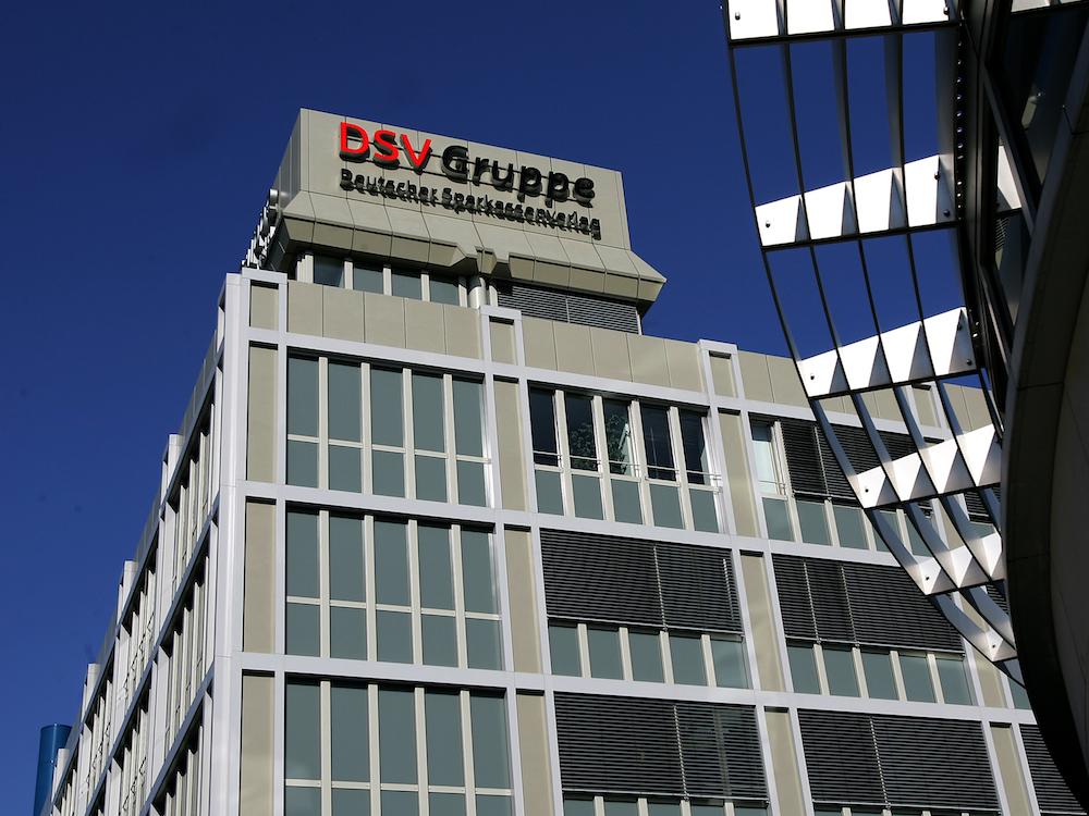 Hauptsitz der DSV-Gruppe in Stuttgart (Foto: DSV-Gruppe)