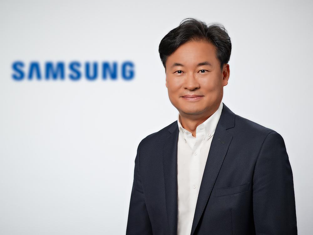 Leitet nun als Geschäftsführer die deutsche Samsung Electroncis GmbH – Il Kyung Simon Sung (Foto: Samsung)