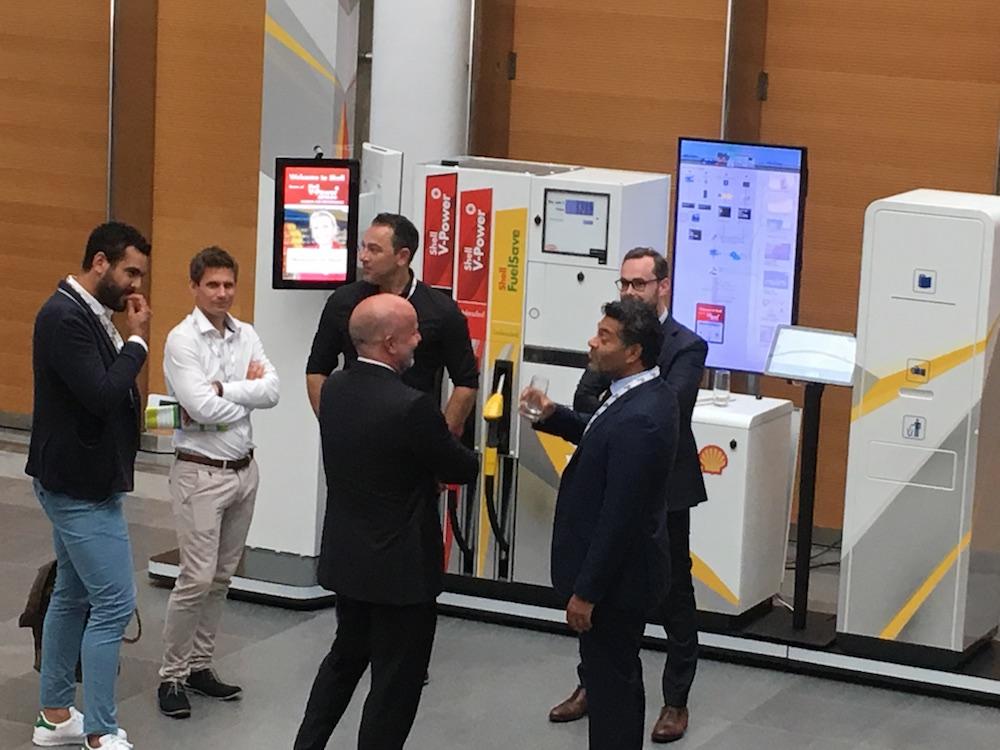 Shell nutzt in mehreren Ländern ein Signage-System mit Programmatic (Foto: invidis)