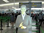 Virtual Assistant am Airport Barcelona (Foto: BrightSign)