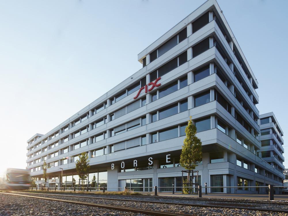 Zentrale der SIX – Symbolbild (Foto: SIX Group AG)
