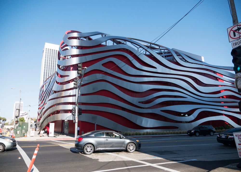 Petersen Museum Los Angeles (Foto: Panasonic)
