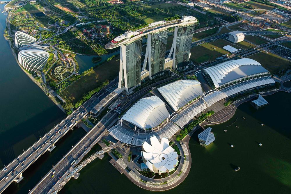 Marina Bay Sands Singapore (Foto: Marina Sands)