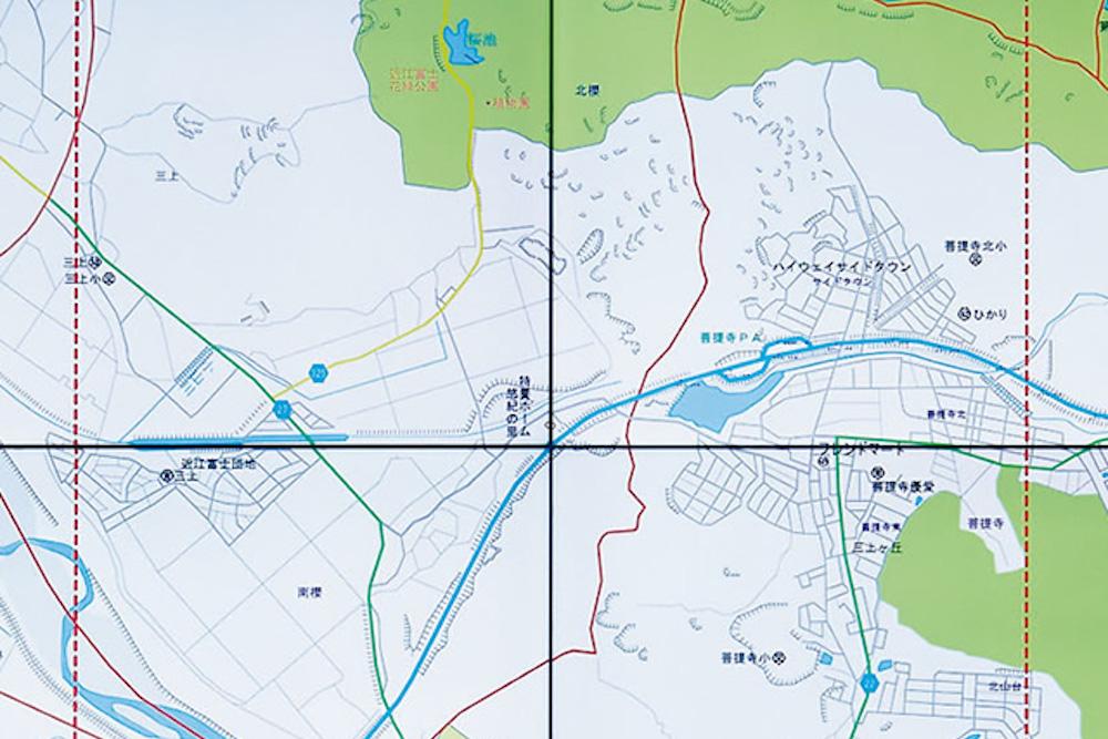 Auch Kartenmaterial muss präzise dargestellt werden (Foto: Panasonic)